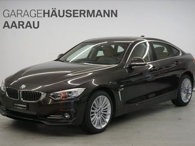 gebraucht BMW 430 Gran Coupé d xDrive Luxury Line Step