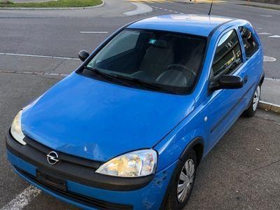 gebraucht Opel Corsa 1.0 12V Club