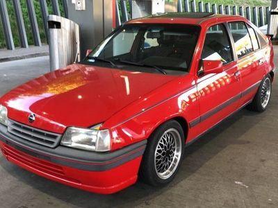 gebraucht Opel Kadett 1800i Frisco
