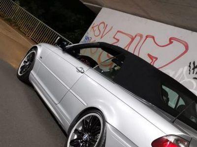 gebraucht BMW 320 Cabriolet 3er Compact ci