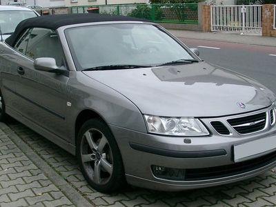 gebraucht Saab 9-3 Cabriolet 2.0 T 210 Vector