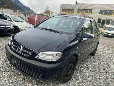 gebraucht Opel Zafira 2.2 DTi Njoy