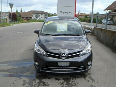 gebraucht Toyota Verso 1.8 Trend