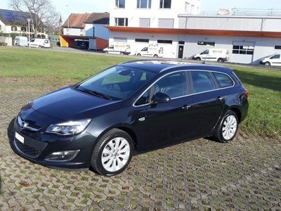gebraucht Opel Astra Sports Tourer 1.4 T 140 eTEC Cosmo S/S
