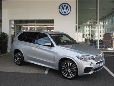 gebraucht BMW X5 xDrive M50d Steptronic