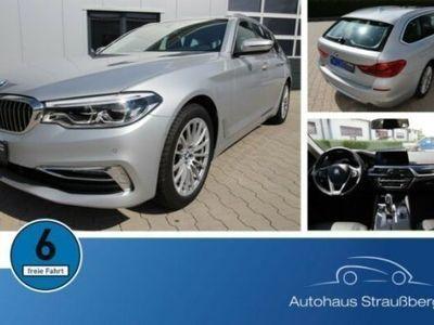 gebraucht BMW 530 i xDrive Touring Luxuryline NP83.000€ ACC