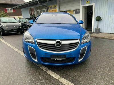 gebraucht Opel Insignia Sports Tourer 2.8 Turbo OPC 4WD