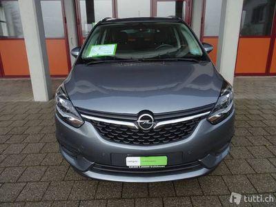 gebraucht Opel Zafira 1.6i Turbo Enjoy Automatic