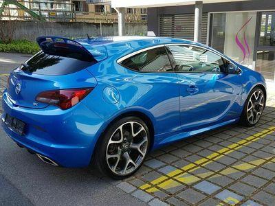gebraucht Opel Astra GTC Astra GTC 2.0i 16V Turbo OPC2.0i 16V Turbo OPC