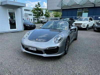 gebraucht Porsche 911 Turbo Cabriolet  PDK