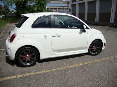 gebraucht Fiat 500 Abarth 595 1.4 16V Turbo Turismo