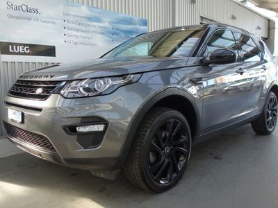 gebraucht Land Rover Discovery Sport 2.0 Si4 HSE Luxury AT9