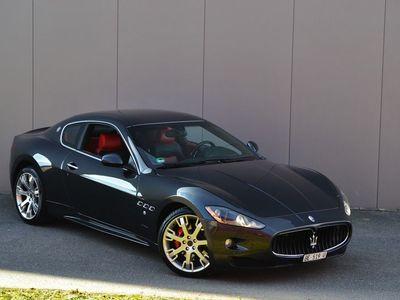 gebraucht Maserati Granturismo GranCabrio/GranturismoS Cambiocorsa