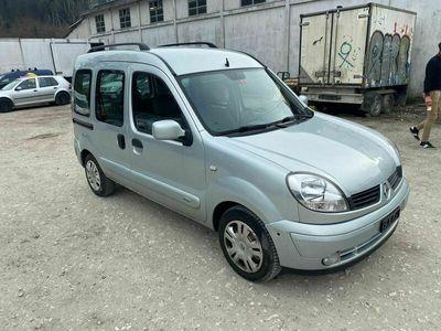 gebraucht Renault Kangoo 1.6 16V Authentique Automatic