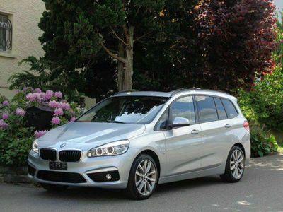 gebraucht BMW 220 Gran Tourer  d xDrive Sport Line Steptronic