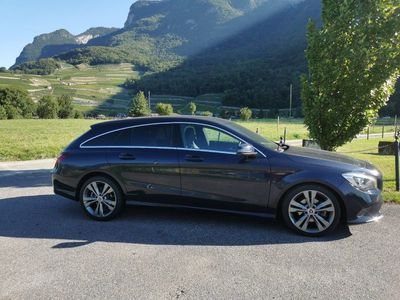 gebraucht Mercedes CLA200 Shooting Brake CLA-Klassed Urban 7G-DCT
