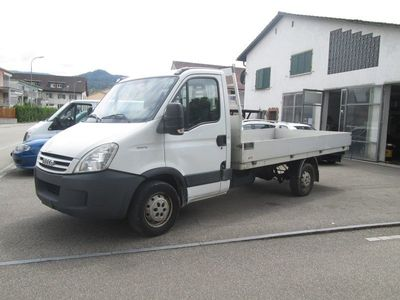 gebraucht Iveco Daily Daily / Turbo Daily35 S 12 GBBA14A1B1