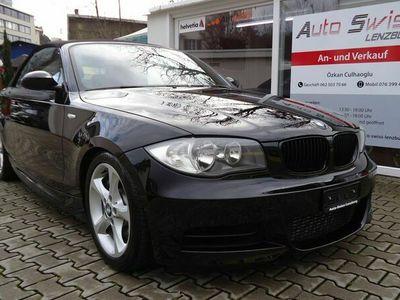 gebraucht BMW 135 Cabriolet 1er i M-PAKET