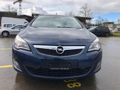gebraucht Opel Astra SportsTourer 2.0 CDTi Anniversary Edition
