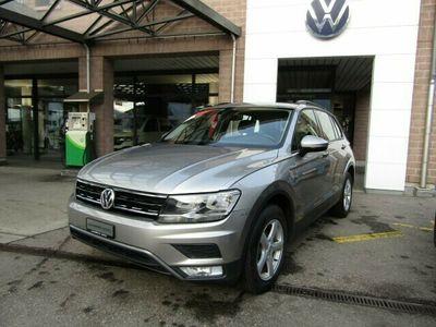 gebraucht VW Tiguan 2.0 TDI SCR Trendline 4Motion DSG