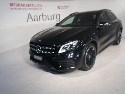 gebraucht Mercedes GLA220 AMG Line 4Matic