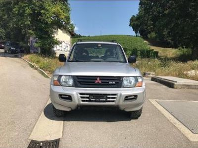 gebraucht Mitsubishi Grand Pajero Pajero 3.2 DI-D GLS Avance