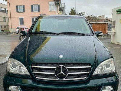 gebraucht Mercedes ML400 M-Klasse MercedesDisel