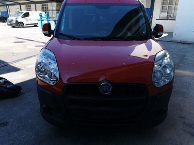 gebraucht Fiat Doblò 1.3