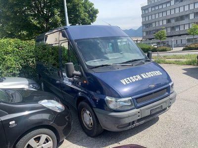 gebraucht Ford Transit 2.4 TD Bus 14 Pl.