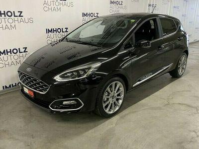 gebraucht Ford Fiesta 1.0 EcoB Hybrid Vignale