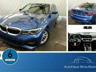 gebraucht BMW 320 d Lim. M-Sport LCProf HuD Sd Memo NP:64.000€