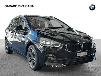 gebraucht BMW 218 Active Tourer 2er d xDrive Steptronic Sport Line