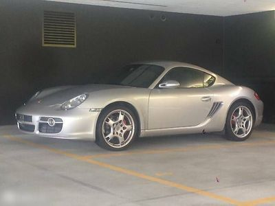gebraucht Porsche Cayman S Original