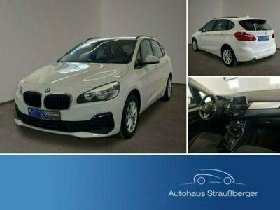 gebraucht BMW 216 Active Tourer d Navi Tempo Sitzh NP:40.000€