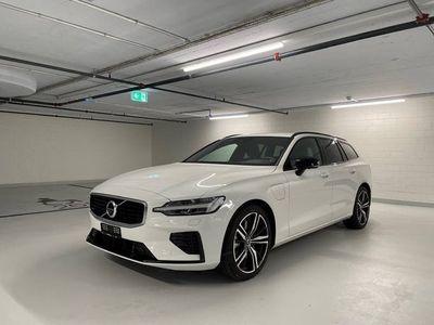 gebraucht Volvo V60 2.0 T6 TE R-Design eAWD