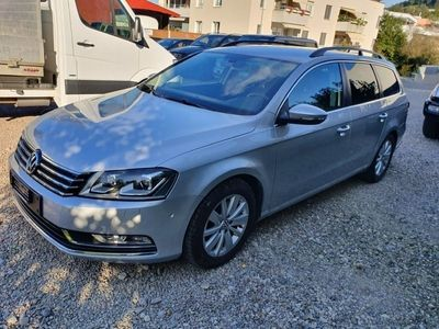 gebraucht VW Passat Variant 1.6 TDI BMT Comfortline