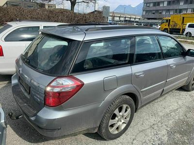 gebraucht Subaru Outback Outback 2.0D AWD Limited2.0D AWD Limited