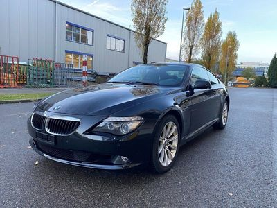 gebraucht BMW 635 d Steptronic