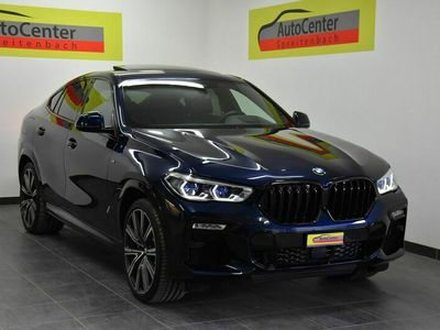 gebraucht BMW X6 M50i Steptronic