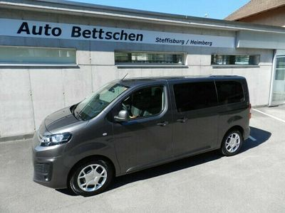 gebraucht Citroën Spacetourer M 2.0 BlueHDi 180 Business S