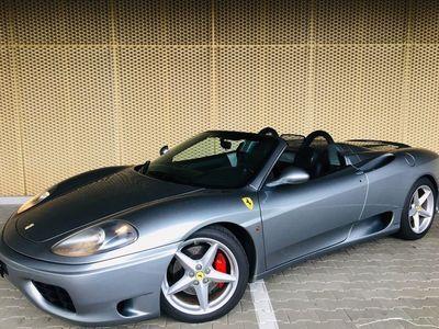 gebraucht Ferrari 360 F360 Spider 61'300 km 07.2001