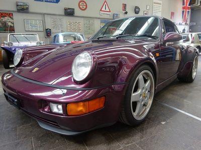 gebraucht Porsche 911 964/965 Turbo II ab Service und MFK!