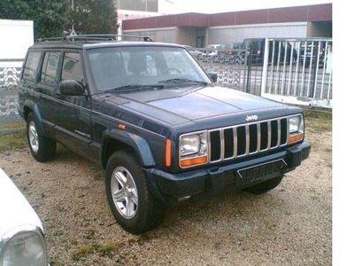 gebraucht Jeep Cherokee Limited 4.0 *Leder* Klima*Automatik*