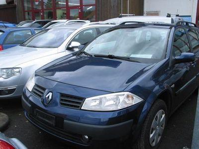 gebraucht Renault Mégane Gr.1.9 dCi Authentique Conf.