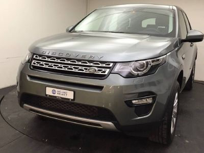 gebraucht Land Rover Discovery Sport Discovery SP2.0 Si4 HSE