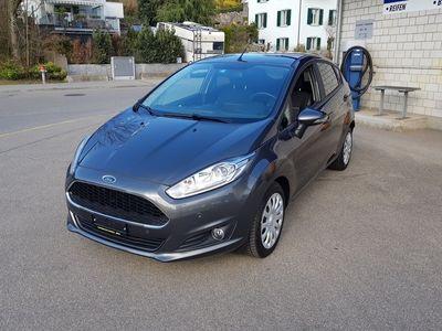 gebraucht Ford Fiesta 1.0 SCTi Titanium PowerShift