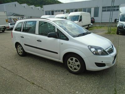 gebraucht Opel Zafira 1.6 16V 115 TP Holiday