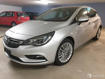 gebraucht Opel Astra 2016 Modell Excellence 1.4 Turbo 150 PS