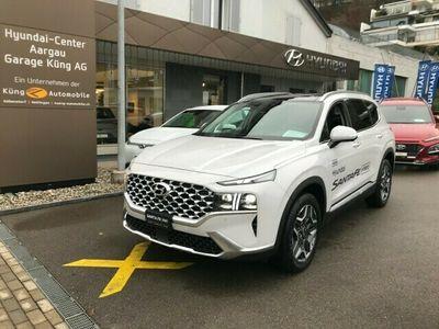 gebraucht Hyundai Santa Fe 1.6 T-GDi HEV Vertex 4WD Automatic