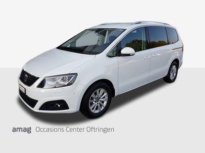 gebraucht Seat Alhambra 2.0 TDI 4Drive Style